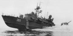 Торпедный катер проекта 206М