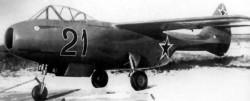 Опытный истребитель Ла-150