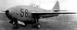 Опытный истребитель Ла-156