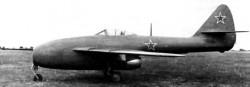 Опытный истребитель Ла-160