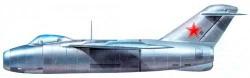 Опытный истребитель Ла-168