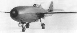 Опытный истребитель Ла-174ТК