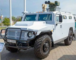 Бронеавтомобиль МЗКТ-233036-010 «Лис-ПМ»