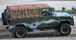 Лёгкий штурмовой автомобиль ЛША («Скорпион-2М»)