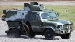 Лёгкий штурмовой автомобиль ЛША-Б («Скорпион-Б»)