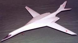 Проект стратегического бомбардировщика М-18