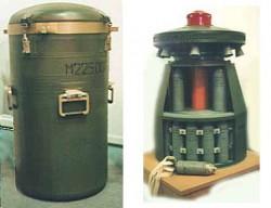 Инженерный боеприпас с кассетной боевой частью М-225 (Россия)