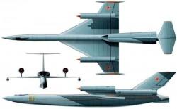 Проект тяжелого стратегического бомбардировщика М-70
