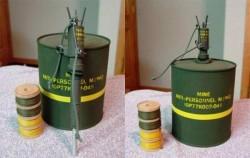 Противопехотная мина M16