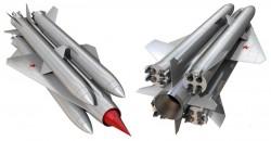 Межконтинентальная крылатая ракета М-40 «Буран»