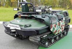 Мобильная Автономная Робототехническая Система «МАРС» А-800