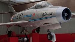 Многоцелевой истребитель MD.454 Mystere IV