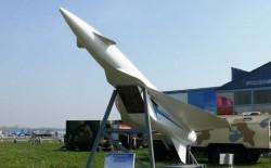 Авиационная сверхзвуковая крылатая ракета Метеорит-А