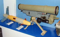 Противотанковый ракетный комплекс «Метис-М1»