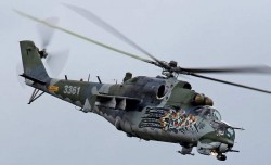 Транспортно-боевой вертолет Ми-35М