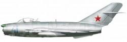 Перехватчик МиГ-17П