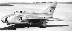 Опытный истребитель МиГ-17СН