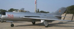 Перехватчик МиГ-19П