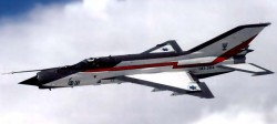 Истребитель МиГ-21-2000