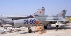 Истребитель МиГ-21-93