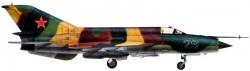 Истребитель МиГ-21бис
