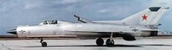 Истребитель-перехватчик МиГ-21ПД