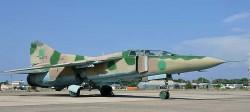 Фронтовой истребитель МиГ-23С