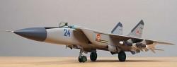 Истребитель-перехватчик МиГ-25П