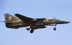 Истребитель-бомбардировщик МиГ-27К
