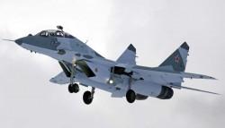 Многоцелевой истребитель МиГ-29УБТ