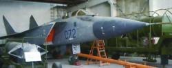 Экспериментальный самолёт МиГ-31Д