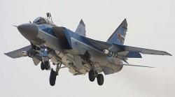 Истребитель-перехватчик МиГ-31М