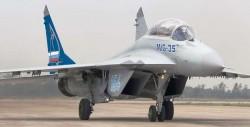 Многоцелевой истребитель МиГ-35