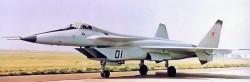 Многофункциональный истребитель МиГ МФИ / Проект 1.42