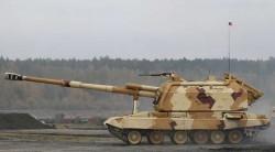 155-мм самоходная гаубица 2С19М1-155 «Мста-С»