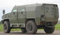 Бронеавтомобиль МЗКТ-490100 «Волат» V-1