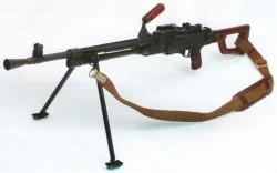 Опытный пулемёт Никитина-Соколова