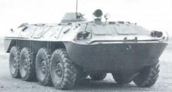 Опытный бронетранспортёр «Объект 1015Б»