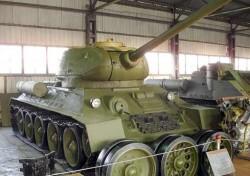 Опытный танк Т-34-85 обр. 1960 г. («Объект 135»)