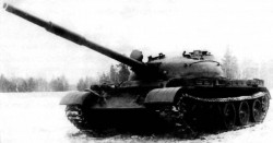 Опытный танк «Объект 166»