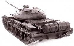 Опытный танк «Объект 166П»