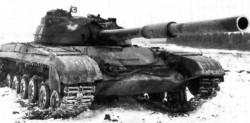 Опытный танк «Объект 434»