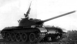 Огнемётный танк Т-54-АТО, объект 481