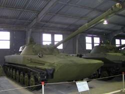 Опытный танк «Объект 906» (ПТ-85)
