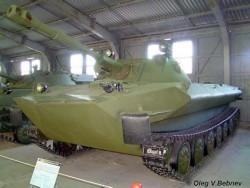 Опытный танк «Объект 907» (ПТ-76М)