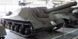 Опытная САУ ИСУ-152 (Объект 704)