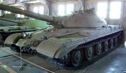 Опытный тяжёлый танк объект 770