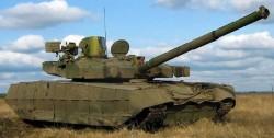 Основной боевой танк Т-84 «Оплот-М»