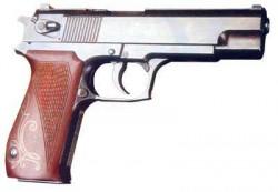 Пистолет ОЦ-27 Бердыш
