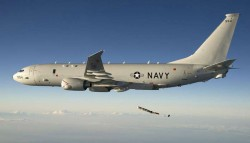 Противолодочный самолет Boeing P-8A «Poseidon»